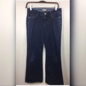 Paige Jeans Premium Boot Cut Flare Leg Womens 27